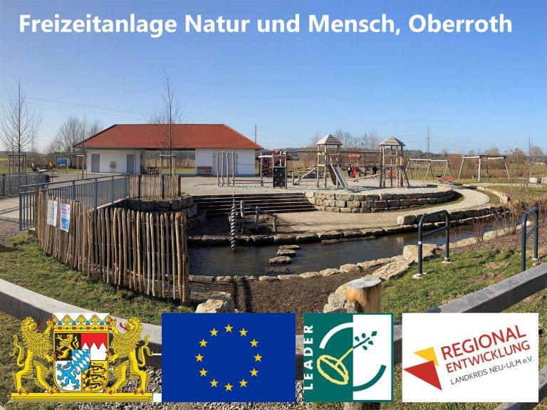 Erholungs- und Freizeitanlage Mensch und Natur, Oberroth
